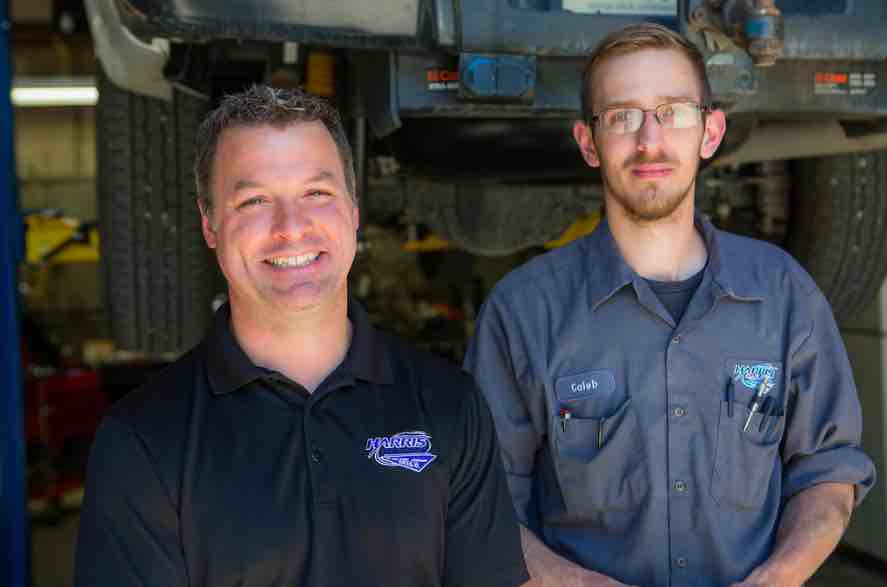 Harris Garage Propane Conversion Team Virginia.jpg